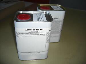 ACMOS  ACMOSOL 130 - 102  Reiniger für Schmelzklebergefäße - Sonderaktion