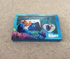 Disney Pixar 'Finding Dory' Coin Purse & Keyring Gift Set NEW IN BOX