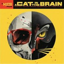 Fabio Frizzi - A Cat In The Brain (Original Motion Picture Soundtrack) LP Vinyl