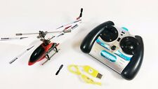 Radio Remote RC Control Skytech M5 Micro 3.5 Channel Helicopter Gyro Toys Indoor