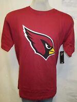 Arizona Cardinals Men Big & Tall LT, 2X, 4XL, 6XL Big Logo T-Shirt NFL Red A14