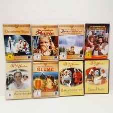 8 x DVD Märchen Märchenklassiker - Guter Zustand