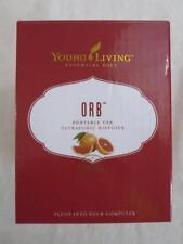 NIB Young Living Essential Oils Orb Portable USB Ultrasonic Diffuser New