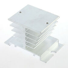New Aluminum Heat Sink For Solid State Relay SSR Small Type Heat Dissipation HS
