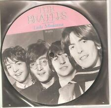 """The BEATLES """"LADY MADONNA"""" 2 Track Picture 7"""" Vinyl single"""