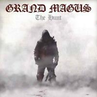 GRAND MAGUS ‎– THE HUNT CLEAR SPLATTER 2x VINYL LP (NEW/SEALED)