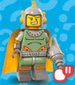 Lego 71018 Minifiguren Serie 17 - Nr. 11 - Retro-Weltraumheld