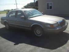 Power Brake Booster Excluding Police Package Fits 98 CROWN VICTORIA 892486