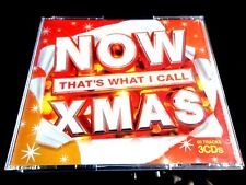 NOW THAT'S WHAT I CALL XMAS  2006  3 x CD  GOOD   - WIZZARD  ABBA, *please read