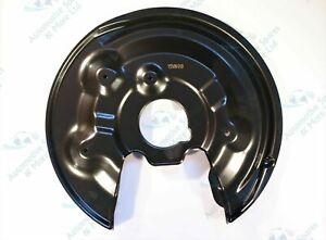 For Audi A3 Skoda Superb VW Passat Rear Left Brake Disc Dust Cover Plate Shield