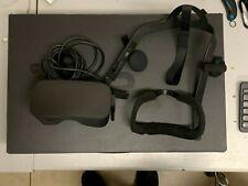 Casque Oculus rift VR réalité virtuelle  vendu Avec la Boîte( Hors service)