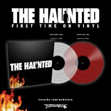 """The Haunted """"The Haunted"""" Blood Rust Red Vinyl - NEW Ltd to 500 Copies!"""