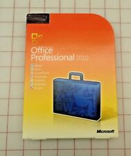 Genuine Microsoft Office 2010 Professional for 2 PCs