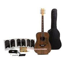 Keith Urban American Vintage Acoustic Edition 40-pc Guitar Package Natural Wood