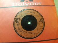 "The Hollies – Boulder to Birmingham 1976 7"" Polydor 2058 694"