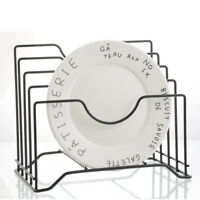 Multifunction Kitchen Pot Lid Holder Chopping Board Rack Organizer Storage Rack