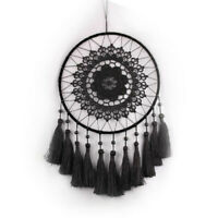 Large Dream Catcher Handmade Feathers Native American Car Home Decor Gift White