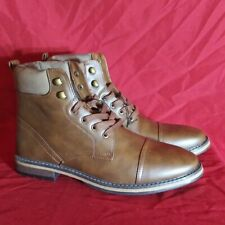 Goodfellow & Co Men's Jeffery Fashion Boots - Light Brown Size 11.5