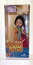 Barbie I FLINTSTONES Tommy come Fred Flinstone Bambola mai tolto dalla scatola