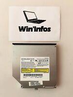 Lecteur Graveur DVD R/W SATA DVR TS-L632 Toshiba Satellite P200D (P200D-10O)