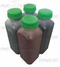 (4 x 16oz = 64oz) 4 Pint Ink Refill Kit for Most Printer HP Dell Lex + 4 Syringe