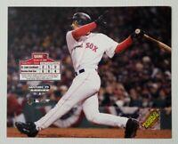Boston Red Sox Orlando Cabrera 2004 World Series Game 2 Photo File MLB 8x10 Pic