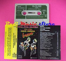 MC BRAVO Cha cha samba non-stop disco version 1982 italy EMMEGI no cd lp dvd vhs