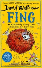 Fing by David Walliams - New David Walliams Kids Book - Hardback