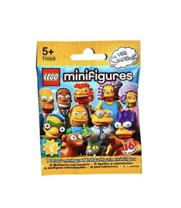 LEGO Simpsons Minifigures Series 1 NEW Sealed Packages 71005