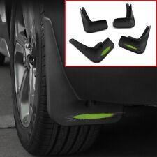 For Hyundai Santa Fe 2019-2020 ABS black Mud Flaps fender Splash Guards 4pcs