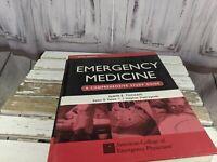 Emergency Medicine titanelli 6th Comprehensive hardcover medical book textbook