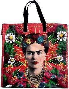 Frida Kahlo Shopping Bag Storage Bag Official Licensed