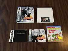 Castlevania: Aria of Sorrow (Game Boy Advance, GBA) Complete -Authentic -Tested