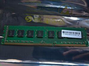 8GB 1600MHz DDR3 RAM Memory Micron MT16JTF1G64AZ-1G6E1 PC3-12800U-11-11-B1