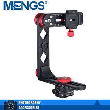 MENGS PH-720B 720° Panorama Kugelkopf Kompatiblen Arca-Swiss für DSLR Kamera