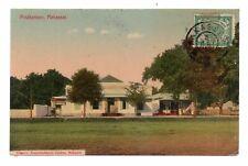MAKASSAR, INDONESIA ~ POST OFFICE & SURROUNDINGS ~ used 1911