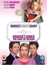 BRIDGET JONES Complete Movie Collection Set Part 1 2 EDGE OF THE REASON DVD New