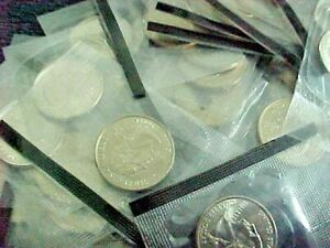 73 - 2001 D KENTUCKY STATE QUARTERS FROM MINT SETS IN CELLO BU
