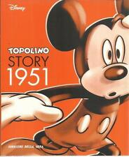 TOPOLINO STORY N.3 1951