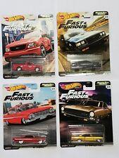 Hotwheels Fast and Furious Ford Lightning Grand National GNX Chevy Impala Nova 4