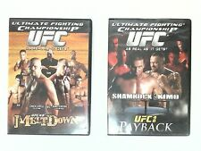 UFC 43 Meltdown Ultimate Fighting Championship DVD with bonus UFC 48