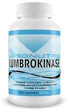 Absonutrix Lumbrokinase 40 mg Enteric coated 60 tablets