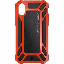 Element Case Roll Cage iPhone X Case | Black/Red