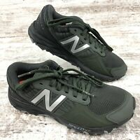 New Balance Boy's Shoe Size 6.5 M All Terrain Speed Ride Green Athletic Sneakers