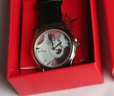The Grinch HORTON Dr Seuss Watch NEW Universal Studios Men's Box Wristwatch (w82