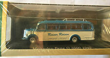 "DIE CAST BUS "" MERCEDES - BENZ O 3500 - 1949 "" SCALA 1/72 ATLAS"