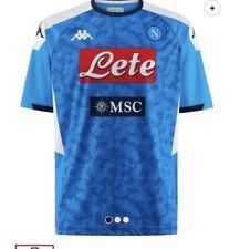 Napoli Home 2019-20 Football Shirt BNWT Size Medium