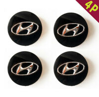 OEM  4EA   HYUNDAI KONA  Wheel Center  Hub Caps ,  Black  52960-3S110