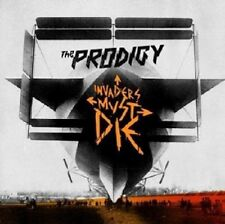 Prodigy: nvaders Must Die - DVD + CD digipack