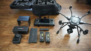 Yuneec USA Typhoon H PRO in Backpack With Intel RealSense